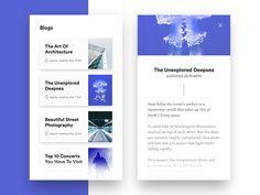 Blog - Light Interface Concept by Julian Herbst