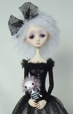 Beautiful Doll by Ana Salvador