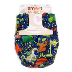 Smart Bottoms Smart one organic cotton all in one diaper made in USA is an easy to use, high quality organic all-in-one cloth diaper. 35 Pounds, Wet Bag, Coton Biologique, Wash N Dry, Patent Pending, Diapering, 3 In One, All Brands, Cloth Diapers