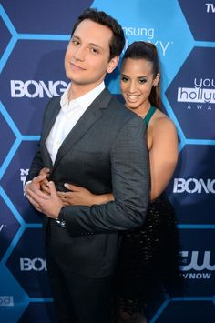IMAGE DISTRIBUTED FOR BONGO - Matt McGorry, left, and Dascha Polanco arrive at the 16th Annual Young Hollywood Awards sponsored by Bongo at The Wiltern on Sunday, July 27, 2014 in Los Angeles. (Photo by Jordan Strauss/Invision for Bongo/AP Images) | Photo of the Day - Yahoo Celebrity Philippines