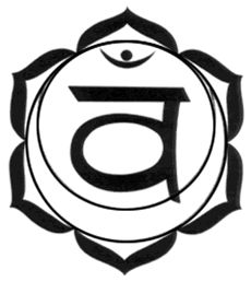 The Sacral Chakra for emotional balance.