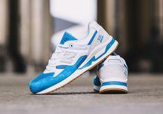 New Balance 530: White/Blue/Gum