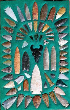 Stones and Bones Gallery  Emporium, North Platte, NE. Learn flint knapping!