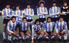 Campeão Copa do Mundo 1978 # ARGENTINA - CAMPEÃ MUNDIAL World Football, Sport Football, Football Players, World Cup Teams, Fifa World Cup, Messi, Beckham, Argentina Soccer, Argentina National Team