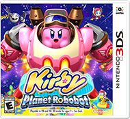 Harness the power of a mysterious mech to stop the ruthless Haltmann Works Company from mechanizing Kirby's home world. Smash through tough obstacles, lift heavy objects with ease, and scan enemies to shape-shift into new Modes with powerful abilities in this supercharged action-platformer!