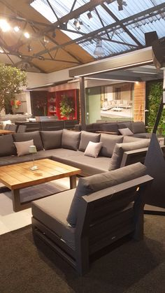 Marbella Contemporary Outdoor Furniture Collection New for The Marbella Collection is luxury garden furniture built for excellent comfort and pr Outdoor Sofa Sets, Outdoor Lounge, Outdoor Furniture Sets, Contemporary Outdoor Furniture, Luxury Garden Furniture, Outdoor Metal Wall Decor, Outdoor Decor, Outdoor Garden Sink, Sectional Patio Furniture