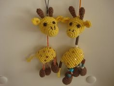 Amigurumi Llavero Tutorial : 1000+ images about amigurumi giraffes on Pinterest ...