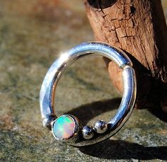 Hey, I found this really awesome Etsy listing at https://www.etsy.com/listing/167307016/new-item-opal-septum-ring-nose-ring