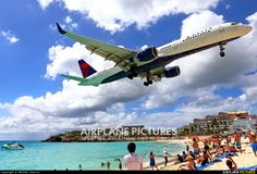 Delta Air Lines N6714Q aircraft at Sint Maarten - Princess Juliana Int photo