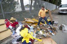 Grupo Ecológico Sentinela dos Pampas: Eu já vi artistas transformarem lixo em coisas leg...