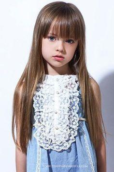 Kristina Pimenova Pretty Kids, Cute Kids, Most Beautiful Faces, Beautiful Children, Cute Little Girls, Cute Baby Girl, Little Girl Fashion, Kids Fashion, Kristina Pimenova