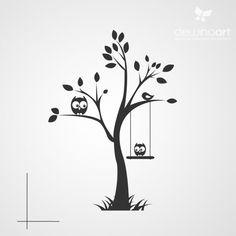 boom met uiltjes - Google zoeken