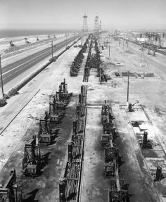 1920's Huntington Beach, California