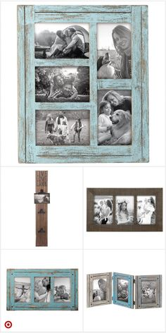 Frame USA Unfinished Wood 28-inches High x 22-inches Wide DIY Picture Frame 2...