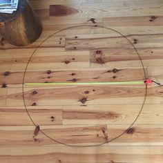 cercle périphérique de 120cm de diamètre