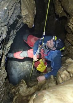 A caving experience to remember // 7 adrenaline-filled activities to try in North Somerset // www.northsomersettimes.co.uk