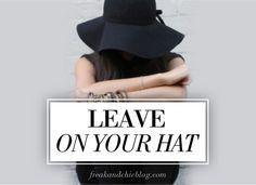 Los sombreros son sin duda uno de los imprescindibles de este otoño. Mi favorito es el de ala ancha, complemento perfecto para un look tanto formal como informal. De lana o fieltro, adornado con plumas, cadenas, tachuelas, encaje, broches… en negro, gris, verde, azul… Un sin fin de posibilidades para hacerlo un complemento único que dote de personalidad nuestros outfits. Lana, Outfits, Frases, Feathers, Gray, Green, Black, Lace, Felting