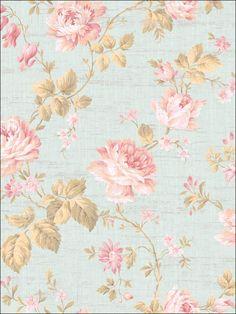 wallpaperstogo.com WTG-126555 Seabrook Designs Traditional Wallpaper