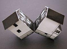 I Am Not A Gun: Gordon Matta-Clark's Splitting Papercraft