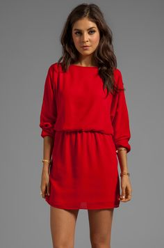 Eight Sixty Dress in Red from REVOLVEclothing