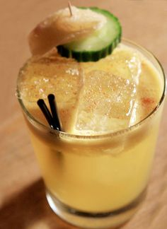 """Mezcal Mule cocktail recipe: A lime and ginger based libation with traditional Oaxacan flavors, adapted from """"The PDT Cocktail Book.""""   Photo: Nick Brown"""