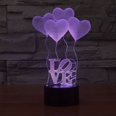 Childrens room decoration lamp/& Transformers Led Illusion Lamp Night Light Optical Bedside Table Night Lights Illuminating Kids Lamp 7 Colour Changing Touch Button USB Decoration Desk Lamps Christma