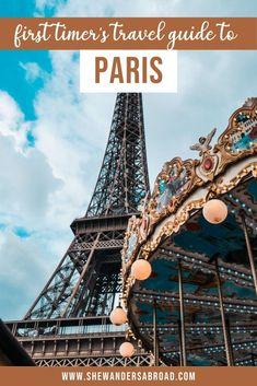 Paris Travel Guide, Europe Travel Tips, Travel Guides, Travel Destinations, Paris Itinerary, Visit France, Paris Paris, France Travel, Cool Places To Visit