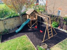 A climbing frame in the garden gives children a safe and enjoyable space to play at home, while keeping them active and healthy. Wooden Climbing Frame, Buried Treasure, Heart For Kids, Stuff To Do, Garden, Garten, Lawn And Garden, Gardens, Gardening