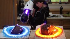 Baking With Portals