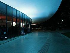 Museu de Arte Moderna - MAM Parque do Ibirapuera - São Paulo