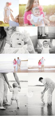 Family Beach Photoshoot at Sunset by Heidi Hope Photography.without the naked baby Beach Family Photos, Beach Pictures, Great Pictures, Picture Ideas, Photo Ideas, Outdoor Family Photography, Beach Photography, Children Photography, Mommy And Me Photo Shoot