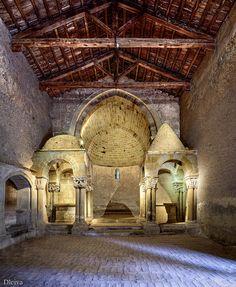 Monasterio de San Juan del Duero (Ciudad de Soria) by dleiva, via Flickr
