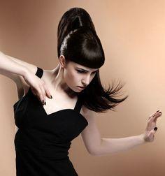 punk chic high hair Les Coupes, Cheveux, Artifice, Coiffures De Poney,  Coiffures b9c4ffab68a