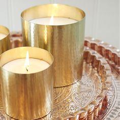 Sophie Conran Brass Black Peony & Musk Candle | Prezola - The Wedding Gift List