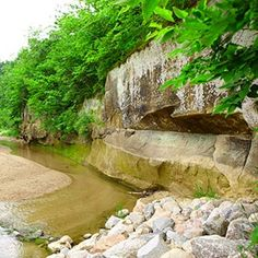 Ledges State Park was named one of 15 favorite Midwest getaways by Midwest Living magazine - you need to hike this park!