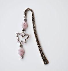 Butterfly Bookmark. Metal Bookmark by JewelleryIrozochka on Etsy, $15.00
