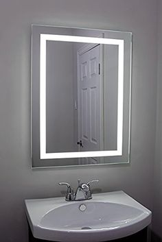 11 top 10 best bathroom mirrors images led mirror mirror with rh pinterest com
