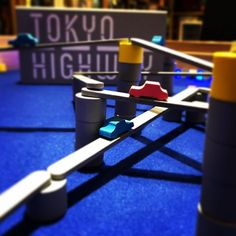 TOKYO HIGHWAY! One of our favourite dexterity games! Still need to find that expansion though!! . . . . . #boardgames #bgg #boardgamegeek #tabletopgames #meeple #meeplepeople #weloveboardgames #meepleslikeus #meeplesofinstagram #letsplay #bordspel #brettspiel #j2s #보드게임 #ボードゲーム #juegodemesa #geekandsundry #gamesnight #boardgamephotos #boardgame #familygamesnight #bluemeeple #boardgameaddict #highway #tokyo #highwayconstruction #dexteritygames #blueandpink #woodencars #balance