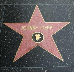 Johnny Depp i wanna c that in hollywood one day
