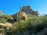 Pinnacle Peak-Favorite neighborhood hike. Great workout. About 4 miles round-trip. In and out path.