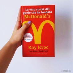 """""""La vera storia del genio che ha fondato McDonald's®"""", di Ray Kroc. Ray Kroc, Mcdonalds, Film, Reading, Movie, Movies, Film Stock, Film Movie, Word Reading"""