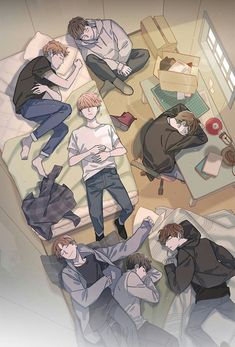 The BTS comic, posted from Webtoon by translated… novel # Youth Novel # amreading # books # wattpad Bts Chibi, Foto Bts, Bts Taehyung, Bts Jimin, Fan Art, Bts Manga, Fanart Bts, Kpop Drawings, Bts Backgrounds