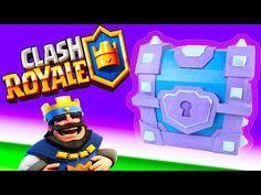 CLASH ROYALE Cofre de Plata de CARTÓN!! - Dcrafting - YouTube