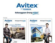 AVITEX - Kebanggaan Orang Hebat