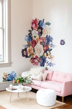 5 Ways to Get Your Home Ready for Spring: Wall Decor