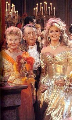 Days of Our Lives..Mrs.H,Dr.H, and Marlena..