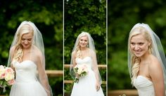 Bridal Portraits by Katherine Birkbeck Photography  Hair and makeup by: Bangs and Blush