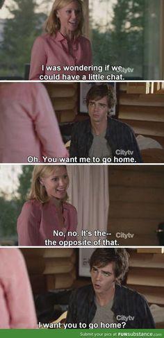 Modern family - oh Dylan ...