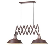 Shop for Industrial hanging lamp rust adjustable - Mancis online! Hanging Lamp Shade, Lamp Shades, Rust 2, Shine The Light, Led Lamp, Light Bulb, Indoor, Ceiling Lights, Home Decor