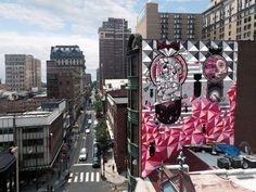 How&Nosm in Philadelphia, USA
